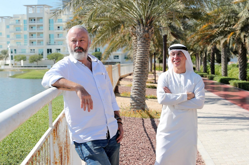 UAE support group's mountain retreat encourage men to open ...